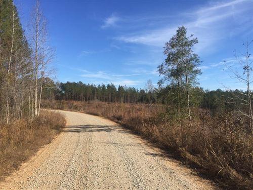 221 Acres in Stoneboro, SC : Stoneboro : Lancaster County : South Carolina