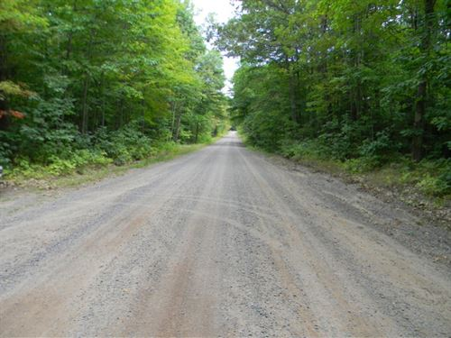 North Superior Road : Houghton : Michigan