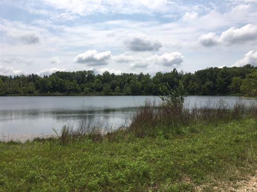 950 Acre Recreational Property : Mexico : Audrain County : Missouri
