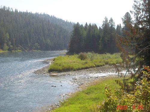 Island Oasis : Kalispell : Lincoln County : Montana