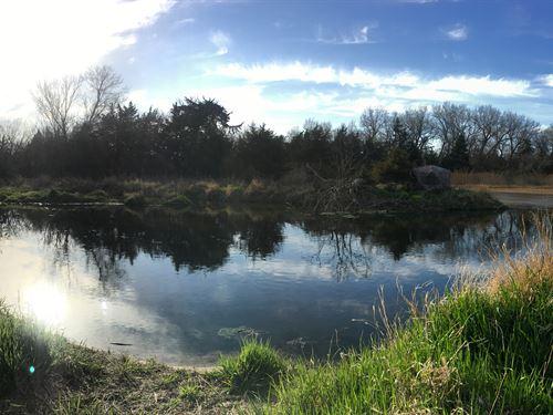 Heron Point Lot 52 & 53 : Clarks : Polk County : Nebraska