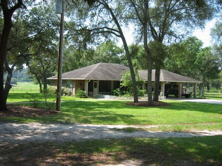 25 Acre Horse Ranch (h-57) : Keystone Heights : Clay County : Florida