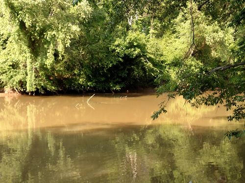 Saluda River Acreage Tract B : Ware Shoals : Greenwood County : South Carolina