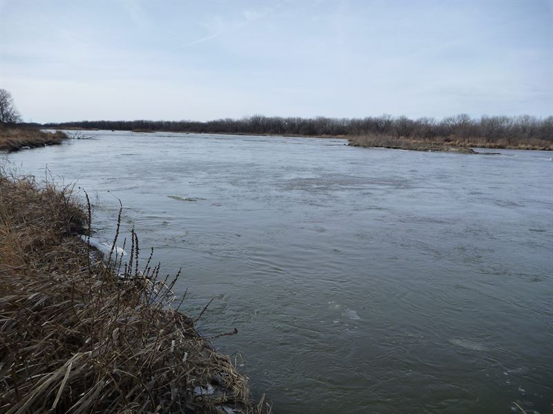 Thunderbird Lake Lot 26B : Silver Creek : Merrick County : Nebraska