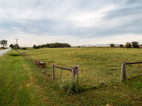 20 Acres Of Agricultural Land : Enid : Oklahoma County : Oklahoma