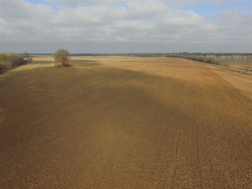 160 Acre Farm : Idabel : Oklahoma County : Oklahoma