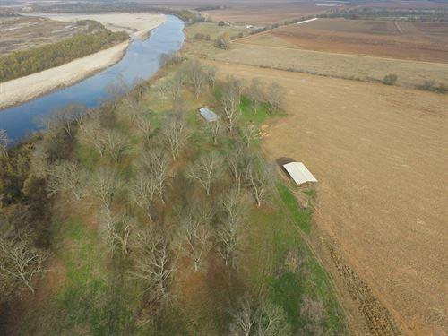 156 Acre Farm : Idabel : Oklahoma County : Oklahoma