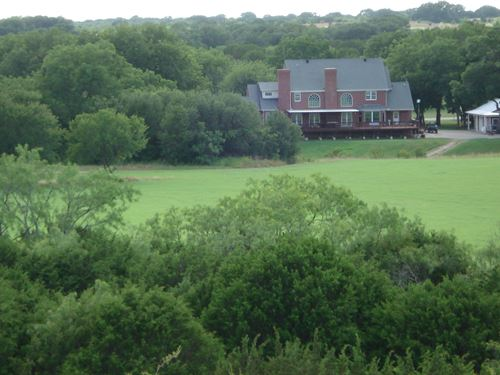 Recreational Ranch On Honey Creek : Hico : Hamilton County : Texas