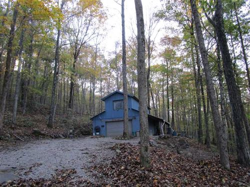 Beautiful Off The Grid 300 Acre Pr : Sewanee : Marion County : Tennessee