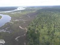 Dean Island Land : Brunswick : Glynn County : Georgia