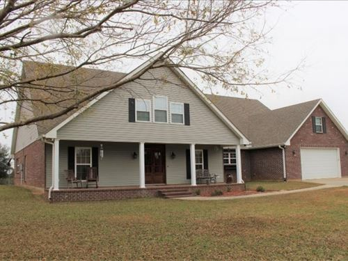 Beautiful Country Home In Pearl Riv : Poplarville : Pearl River County : Mississippi