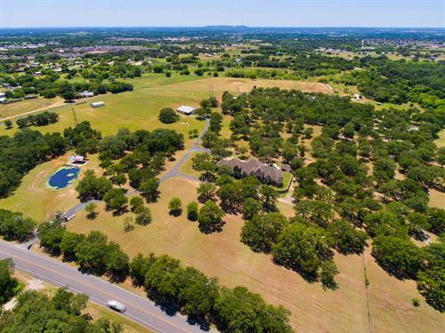 Deer Valley Ranch : Granbury : Hood County : Texas