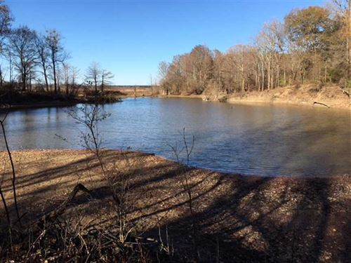 282 Acre Duck And Deer Hunting : Biscoe : Prairie County : Arkansas