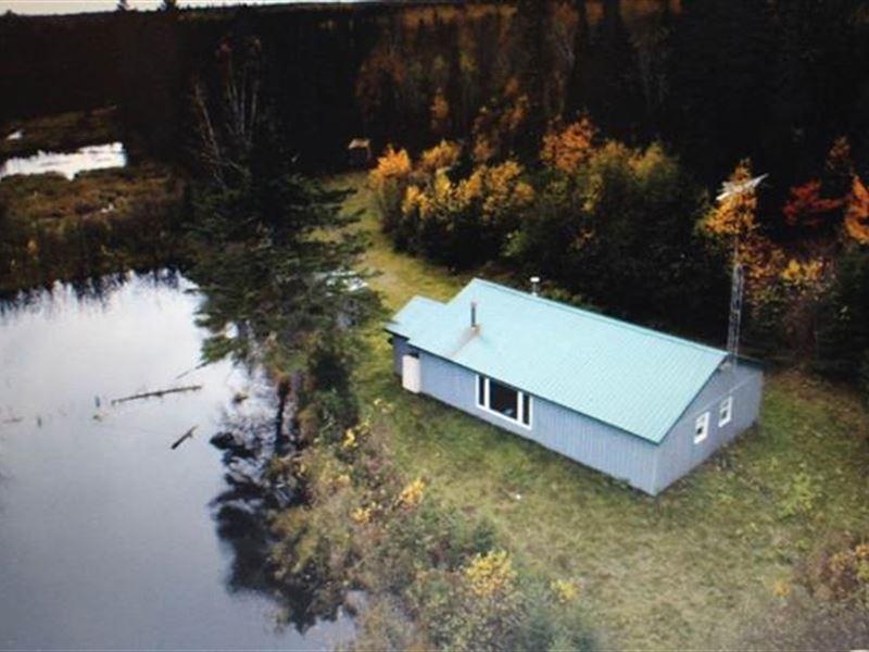 Beaver Lake Lodge 1106007 : Amasa : Iron County : Michigan