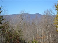 108.40 Acres With Mountain View : Pickens : Pickens County : South Carolina