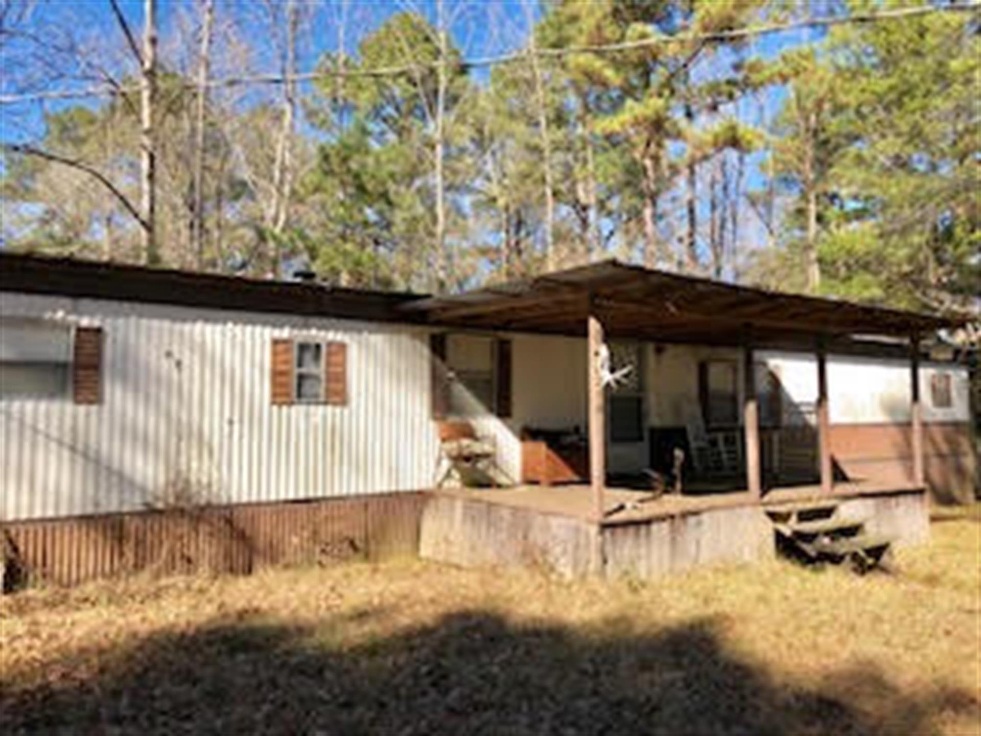 Beautiful Prime Hunting Land : Ranch for Sale : Woodville : Wilkinson  County : Mississippi