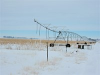 Beautiful 80 Pivot With Home : Bayard : Scotts Bluff County : Nebraska