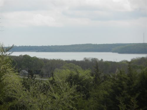 Clinton Lake Bluff Retreat : Lawrence : Douglas County : Kansas