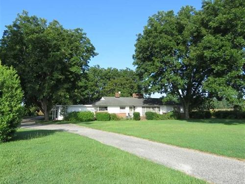 232.3 Acres of Residential Farm an : Cerro Gordo : Columbus County : North Carolina