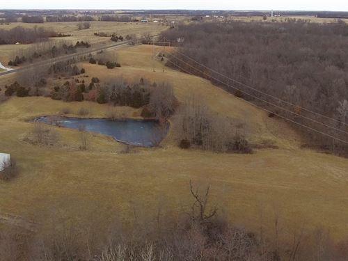 137 Acres, Hwy C Randolph County : Huntsville : Randolph County : Missouri