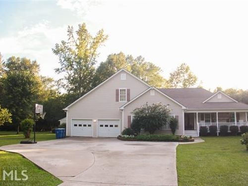 4 Br Home On 30 Acres In Walton Co : Monroe : Walton County : Georgia