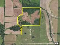47 Acres Chariton County : Salisbury : Chariton County : Missouri