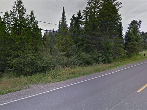 68 Acres In Washburn, ME : Washburn : Aroostook County : Maine