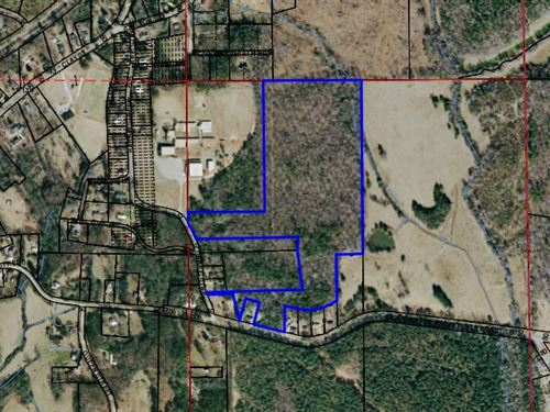 28 +/- Acres Goodwater, Al : Goodwater : Coosa County : Alabama