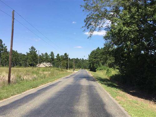Hodge West Tract, Jackson Parish : Quitman : Jackson Parish : Louisiana