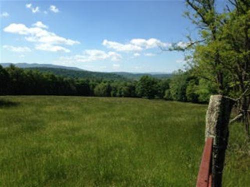 Mini Farm, Horse Trail Access : Speedwell : Wythe County : Virginia