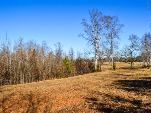 20 Acre Recreational Tract Woodruff : Woodruff : Spartanburg County : South Carolina