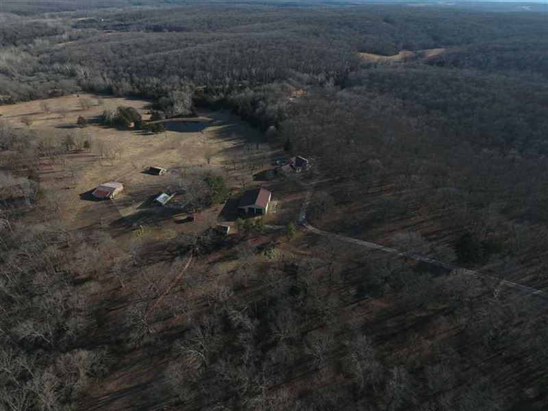 Reduced, Great Combination 312 Ac : Lincoln : Benton County : Missouri