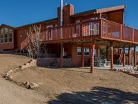 4413366 - Private Home On 106+ Acre : Cotopaxi : Fremont County : Colorado