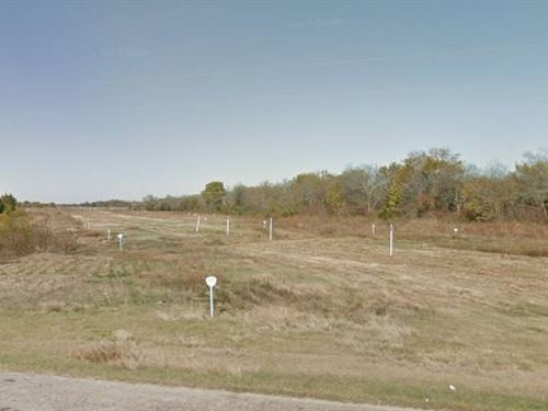 Lamar County, Tx $20,000 Neg : Brookston : Lamar County : Texas