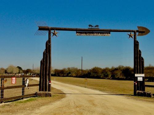 Gunnys El Campo Hunting Lodge : El Campo : Wharton County : Texas