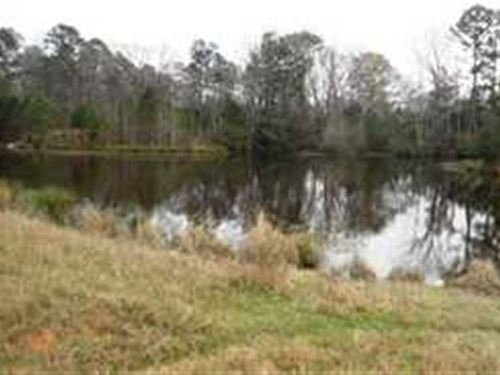 58 Acre Ranch And Hunting Property : Jacksonville : Cherokee County : Texas