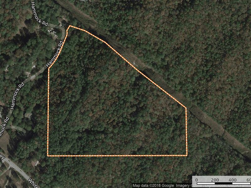 26+/- Acres - Homesite - Hunting : Moody : Jefferson County : Alabama