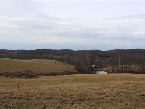 Ramey Rd, 99 Acres : Jackson : Ohio