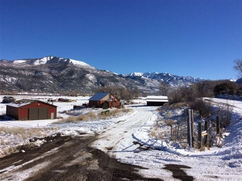 Ranch At Kettle Creek : Ridgway : Ouray County : Colorado