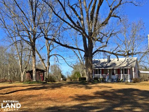 Greenville Farm House Tract : Greenville : Butler County : Alabama