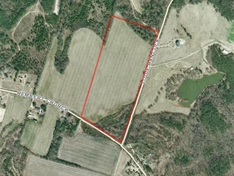 28 Acres - Lee County, Sc : Dalzell : Lee County : South Carolina