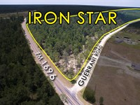 14.378 Ac Tract 13 Iron Star : Huntsville : Walker County : Texas
