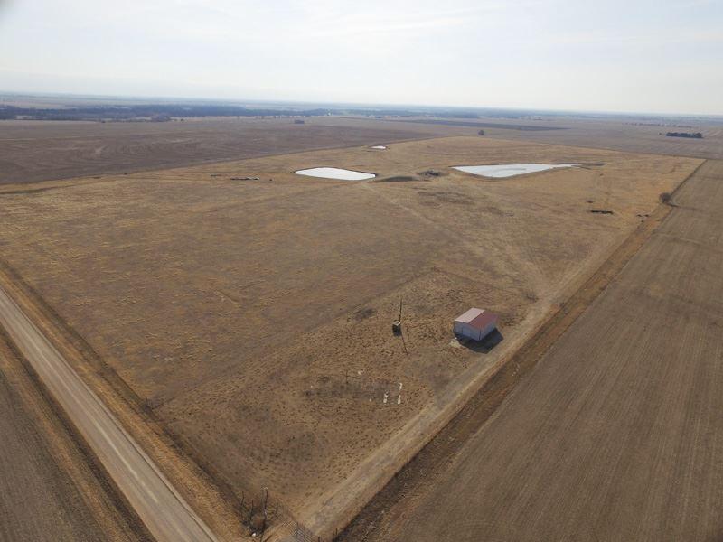 Grassland, Ponds & Improvements : Tonkawa : Oklahoma County : Oklahoma