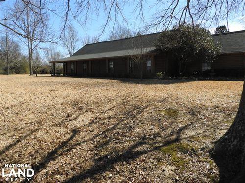 McAlpin Farm - Canton, Mississippi : Canton : Madison County : Mississippi