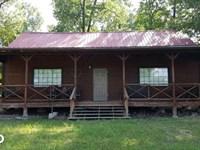 200 Acres & Cabin Adjoining Buff : Marble Falls : Newton County : Arkansas