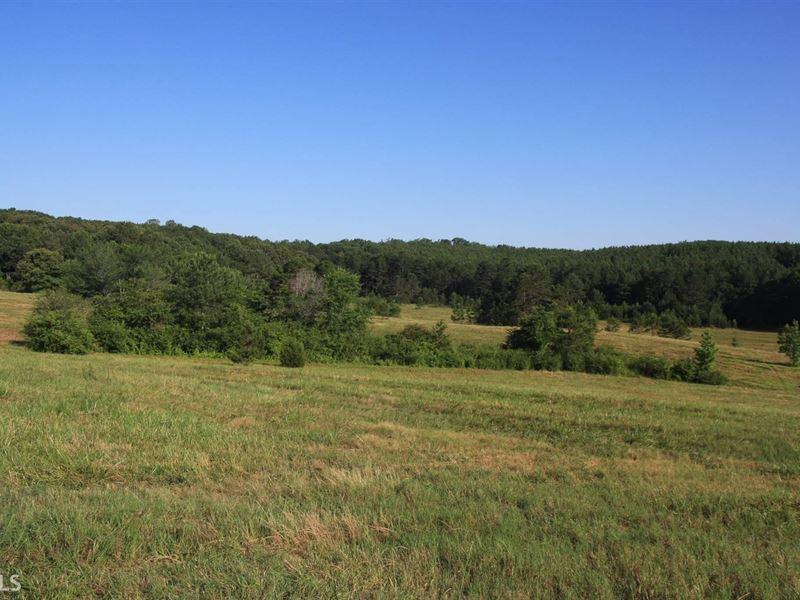 Beautiful Equestrian / Farm Tract : Silver Creek : Floyd County : Georgia