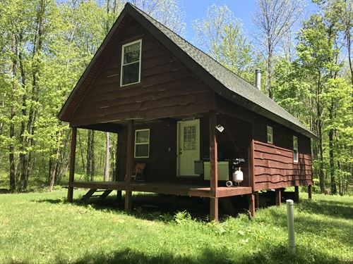 Camp Empeyville : Florence : Oneida County : New York