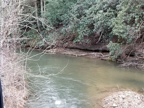 49.68+/-Acre That Borders The River : Crossville : Cumberland County : Tennessee