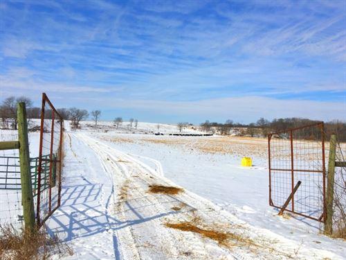 1,021 Contiguous Acres : Grand River : Decatur County : Iowa