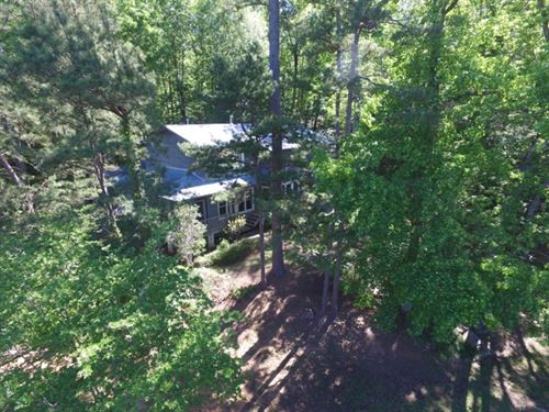 Beautiful 365 Ac Farm With Home : Cusseta : Chattahoochee County : Georgia